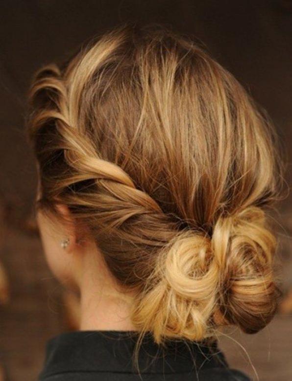 Прически в греческом стиле на средние волосы