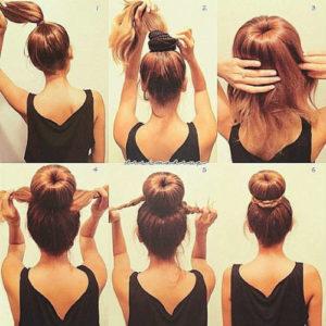 Прически на средние волосы 22 29