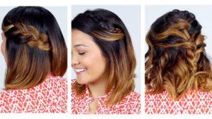 Прически на короткие волосы 3