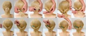 Прически на средние волосы фото 16