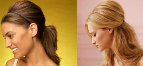 Прически на средние волосы 22