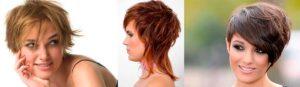 прически на короткие волосы22